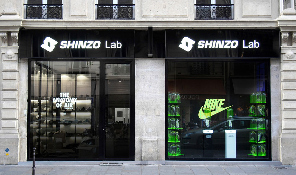 Image result for shinzo lab