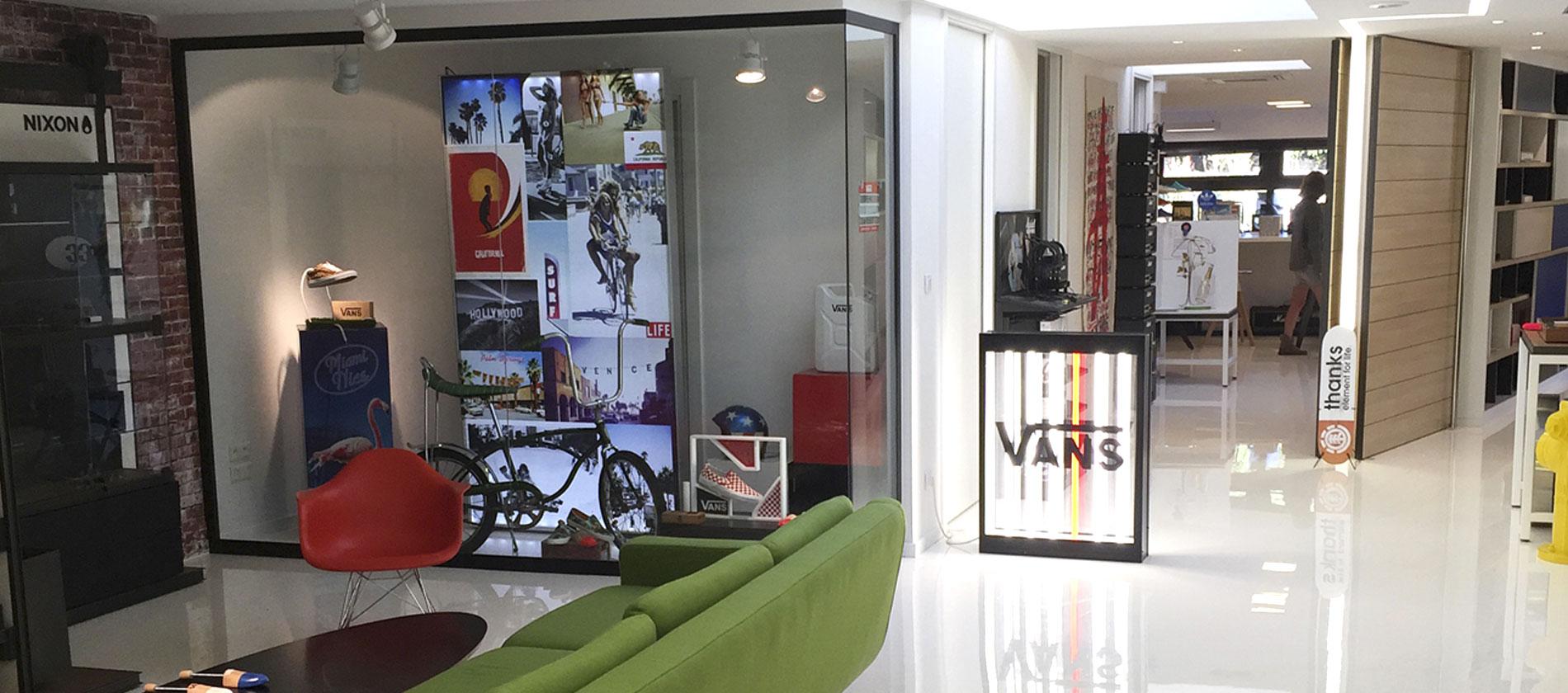 DCA Office – intérieur 2