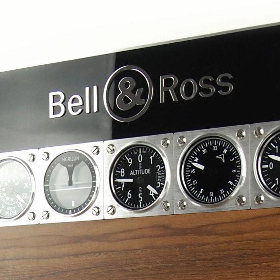 DCA_Bell&Ross présentoir PLV