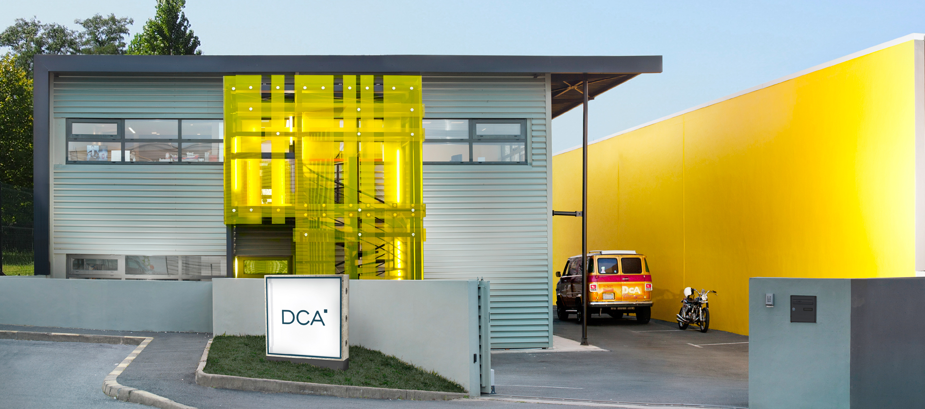 DCA Office – Biarritz
