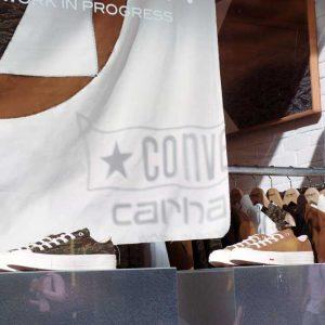 Converse & Carhartt WIP