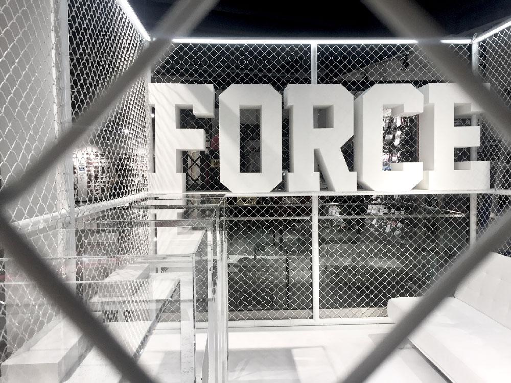 Nike X Snipe Air Force 1 DCA